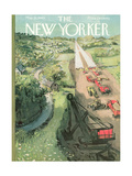 The New Yorker Cover - May 21, 1960 Regular Giclee Print by Arthur Getz