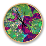 Oopsy Daisy I Clock by Ricki Mountain