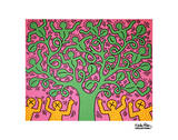 Untitled Prints by Keith Haring
