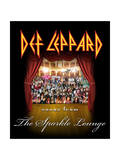 Def Leppard - Songs from the Sparkle Lounge 2008 Posters by  Epic Rights