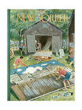 The New Yorker Cover - June 2, 1951 Premium Giclee Print by Garrett Price