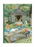 The New Yorker Cover - June 2, 1951 Regular Giclee Print by Garrett Price