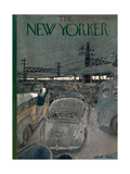 The New Yorker Cover - October 4, 1947 Premium Giclee Print by Garrett Price