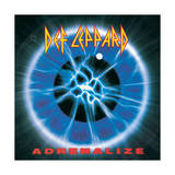 Def Leppard - Adrenalize 1992 Poster por Epic Rights