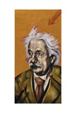 Einstein, 2004 Giclee Print by Chris Gollon