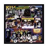 KISS - Unmasked (1980) Poster af Epic Rights