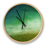 Hope Floats III Clock by Ricki Mountain