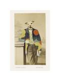 George Giclee Print by Philippe Debongnie