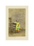 Emilie Giclee Print by Philippe Debongnie