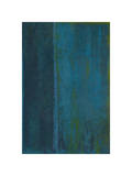 Blue In Green Giclee Print by Jeannie Sellmer