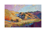 Color Lush Giclee Print by Erin Hanson