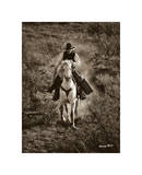 Bad Hombre Giclee Print by Barry Hart