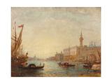 Venise, palais des Doges Giclee Print by Felix Ziem