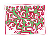 Pop Shop Giclee Print by Keith Haring