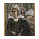 Bretonnes Giclee Print by Emile Bernard