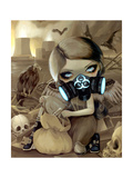 Scavengers Prints by Jasmine Becket-Griffith