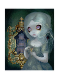Miss Havisham Photographic Print by Jasmine Becket-Griffith