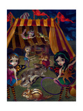 Fairy Circus Photographic Print by Jasmine Becket-Griffith