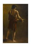 Un esclave, récits des temps mérovingiens Giclee Print by Jean-Paul Laurens