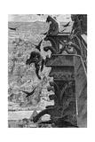 Notre-Dame de Paris Giclee Print by Luc-olivier Merson