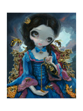 Queen of Bees Photographic Print by Jasmine Becket-Griffith