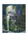 Geraniums Photographic Print by Jasmine Becket-Griffith