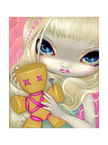 Voodoo in Pink Photographic Print by Jasmine Becket-Griffith