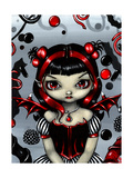 Licorice Fairy Photographic Print by Jasmine Becket-Griffith