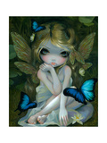 Lily Photographic Print by Jasmine Becket-Griffith