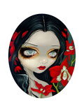 Blood Orchid Photographic Print by Jasmine Becket-Griffith