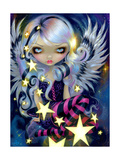 Angel of Starlight Photographic Print by Jasmine Becket-Griffith
