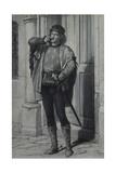 Phoebus (Notre-Dame de Paris) Giclee Print by Gustave Brion