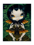 Beetle Wings Photographic Print by Jasmine Becket-Griffith