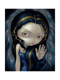 Alchemical Angel V Photographic Print by Jasmine Becket-Griffith