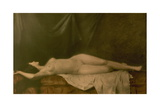 Le Repos Giclee Print by Marie-Augustin Zwiller