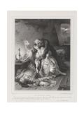 Illustration pour Notre-Dame de Paris Giclee Print by Nicolas Maurin