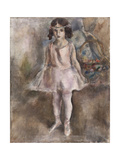 Petite danseuse Giclee Print by Jules Pascin