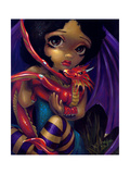 Darling Dragonling I Photographic Print by Jasmine Becket-Griffith