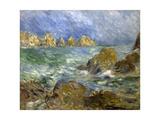 Marine: Guernesey Giclee Print by Pierre-Auguste Renoir