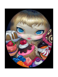 Tea Party Treats Photographic Print by Jasmine Becket-Griffith