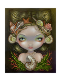 Crown of Shells Photographic Print by Jasmine Becket-Griffith