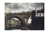 La pompe Notre-Dame Giclee Print by Louis Godefroy Jadin