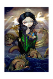 Alchemical Seas Photographic Print by Jasmine Becket-Griffith