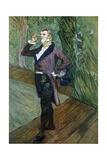 Henry Samary (1865-1902), sociétaire de la Comédie-Française Lámina giclée por Henri de Toulouse-Lautrec