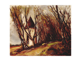 Paysage Giclee Print by Maurice de Vlaminck
