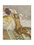 Nu assis Giclee Print by Henri Lebasque