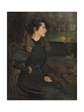 Marcelle Jeanniot, fille de l'artiste Giclee Print by Pierre-Georges Jeanniot