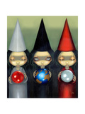 Planetary Witches Photographic Print by Jasmine Becket-Griffith