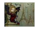 Bats in the Belfry Photographic Print by Jasmine Becket-Griffith