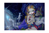 A Midsummer Nights Dream Lámina fotográfica por Jasmine Becket-Griffith